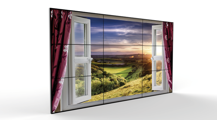 LCD Displays & Video Walls